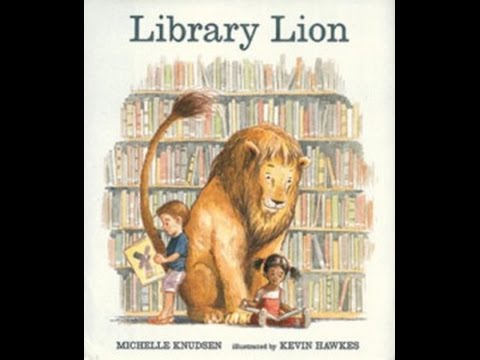 Library Lion Interactive Theatre